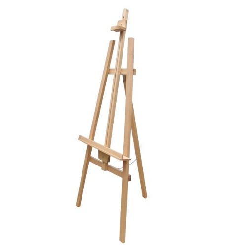 PIZARRAS atril de madera 120